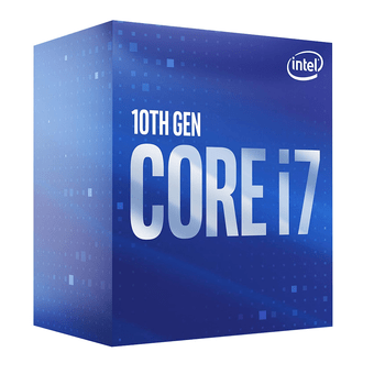 Intel® Core™ i7-10700F - 8 Cores