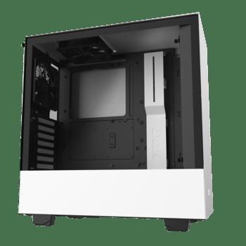 NZXT H511 - Schwarz/Weiß