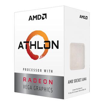 AMD Athlon 3000G - Dual Core