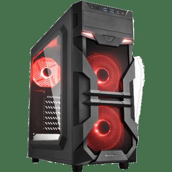 Sharkoon VG7-W - Rot