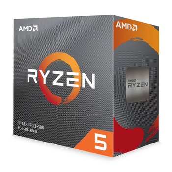 AMD Ryzen 5 3600x - 6 Cores