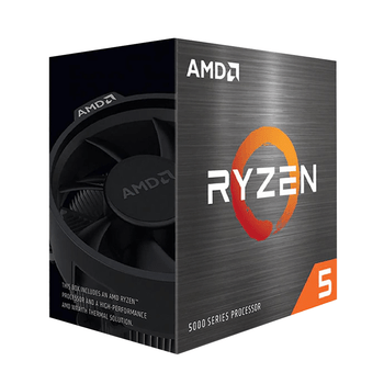 AMD Ryzen 5 5600X - 6 Cores