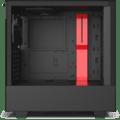 NZXT H511 - Schwarz/Rot