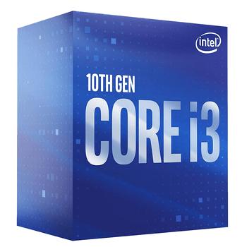 Intel® Core™ i3-10100 - Quad Core