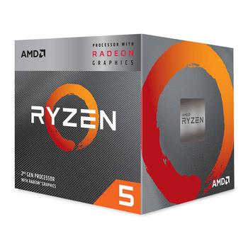 AMD Ryzen 5 3400GE - Quad Core