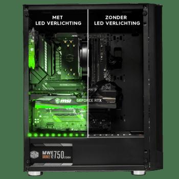 LED-Beleuchtung - Grün