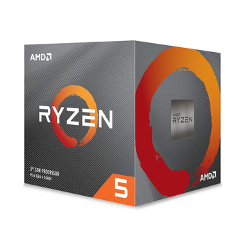AMD Ryzen 5 3500X - 6 Cores